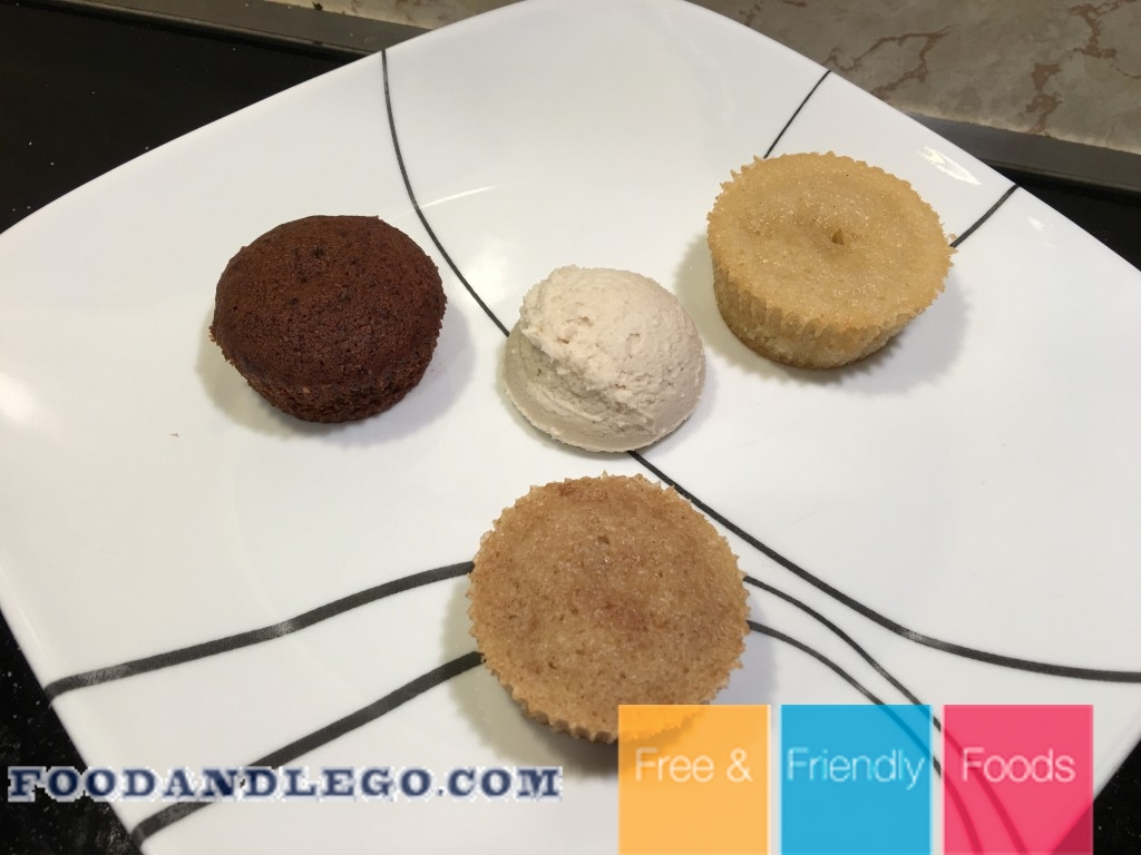 Free anf Friendly Foods Cupcakes