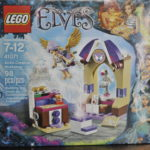 LEGO Review – 41071 Elves Aira's Creative Workshop