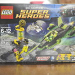 LEGO Review – 76025 DC Comics Super Heroes Green Lantern vs. Sinestro