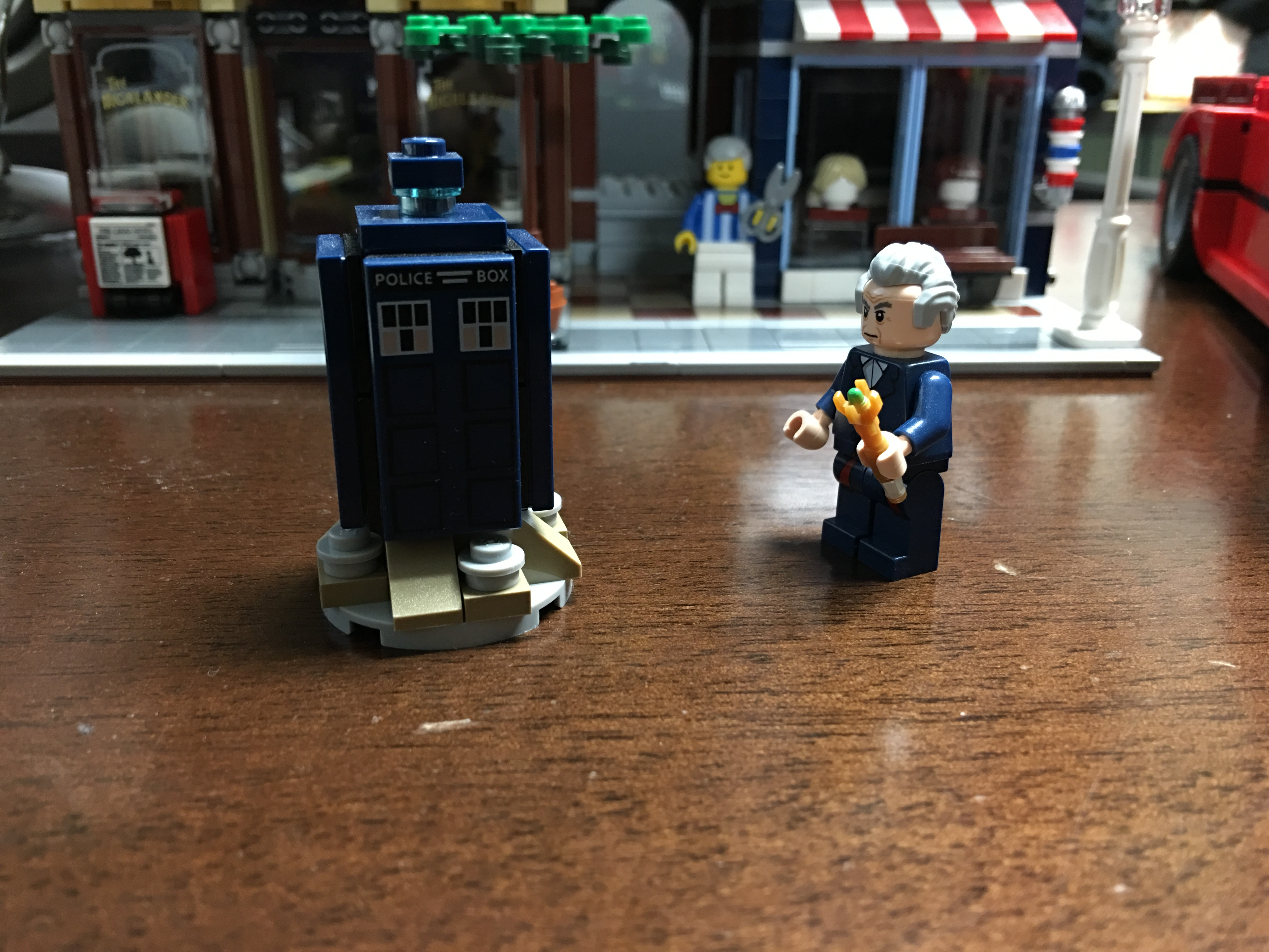 LEGO Review - Doctor Who Dimensions Pack