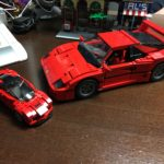 LEGO Review – 10246 Ferrari & 75899 Speed Champions
