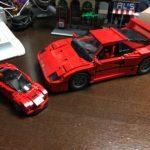 LEGO Review – 10246 Ferrari & 75899 Speed Champions