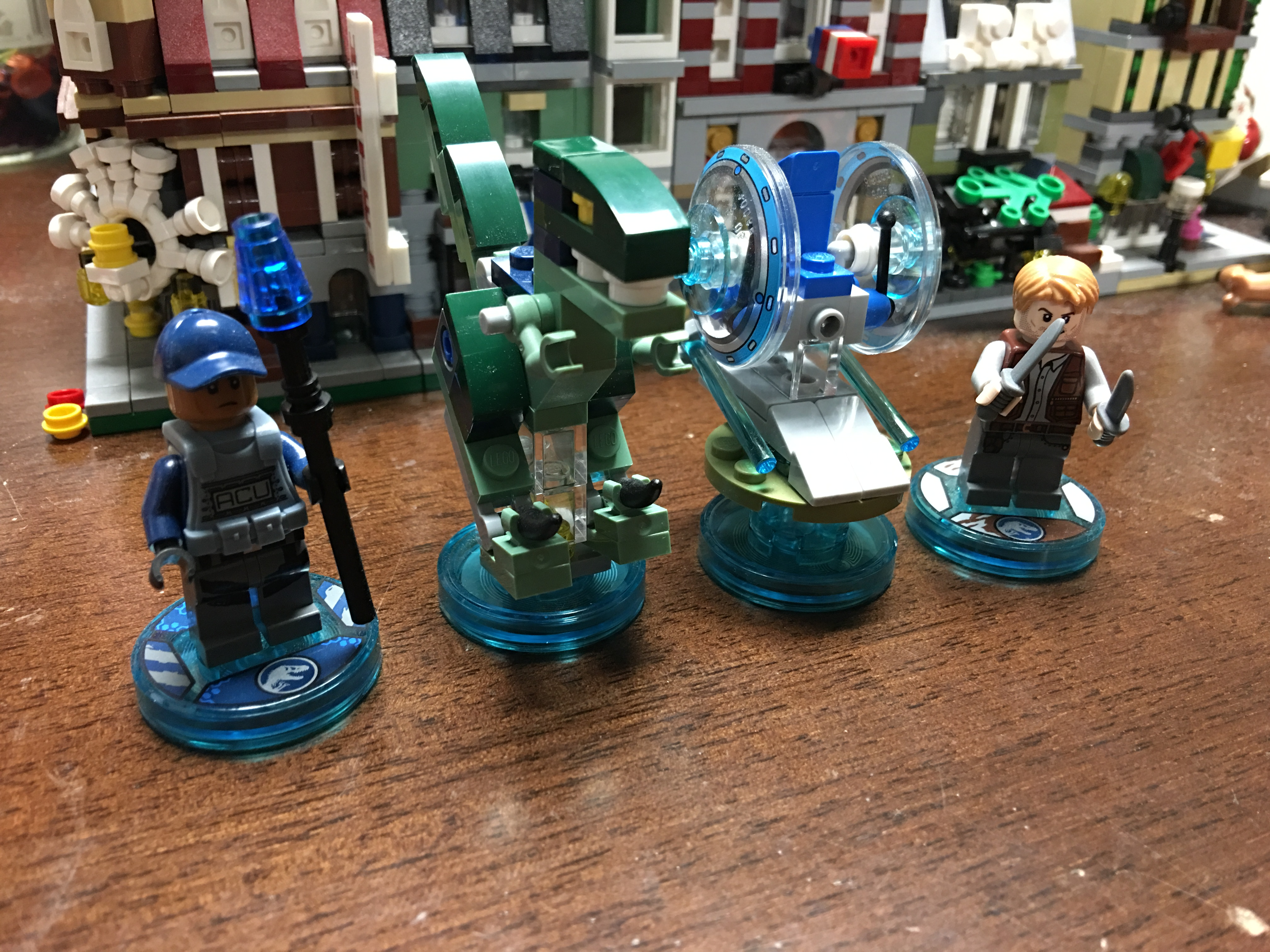 lego dimensions how to get jurassic world