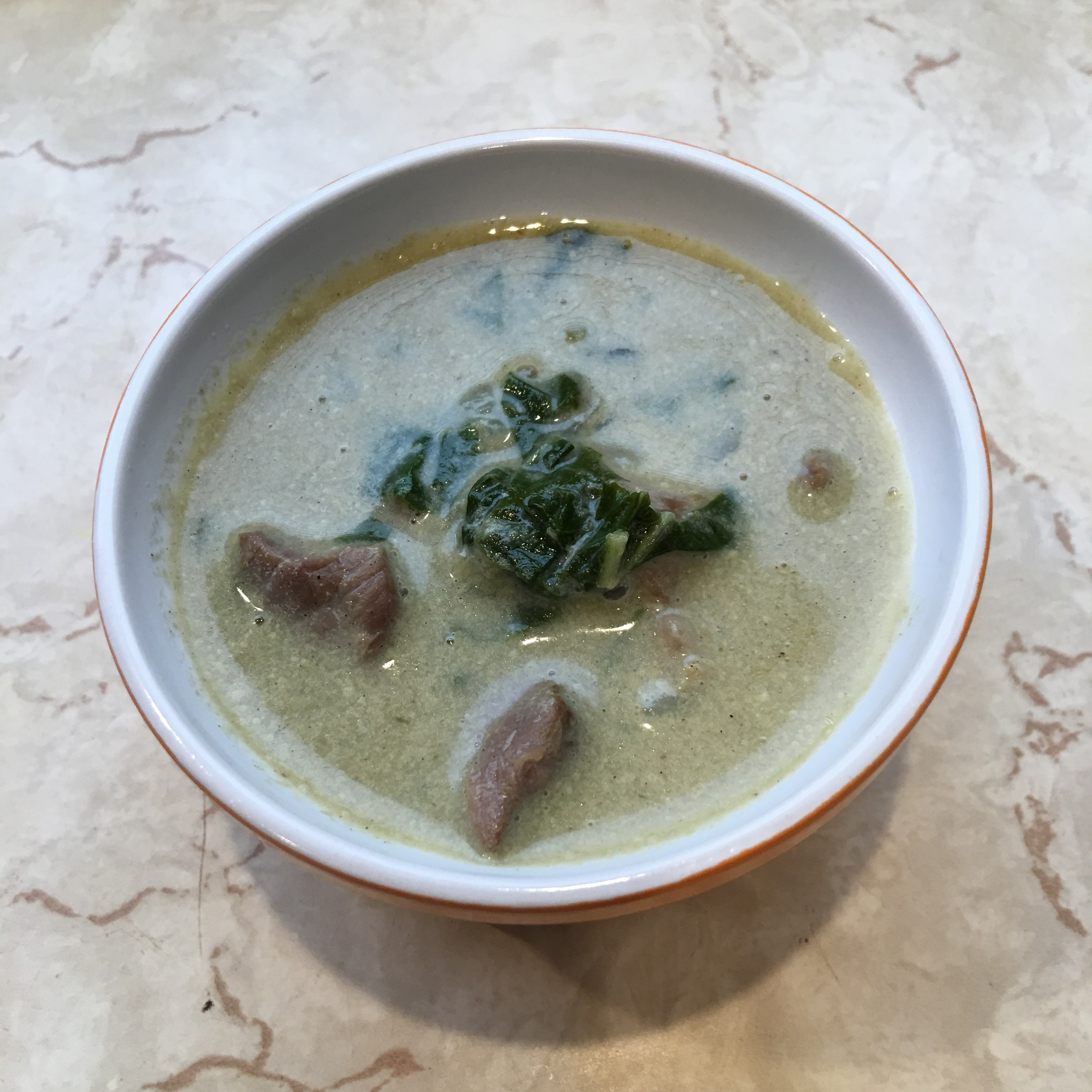 Free and Friendly Foods Lamb Bone Broth Soup