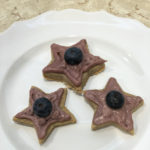 Paleo Patriotic Star Cookies