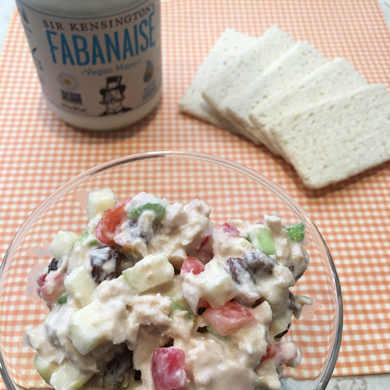 Free and Friendly Foods Festive Tuna Salad