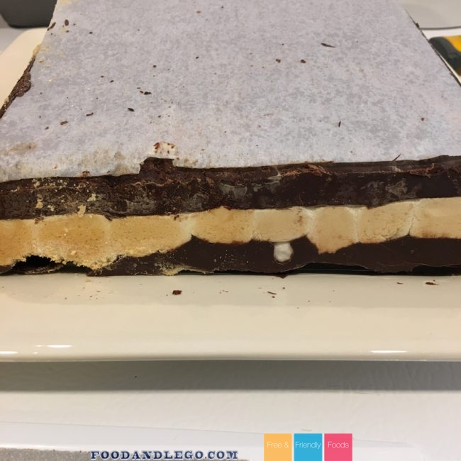 Free and Friendly Foods Smores Bars