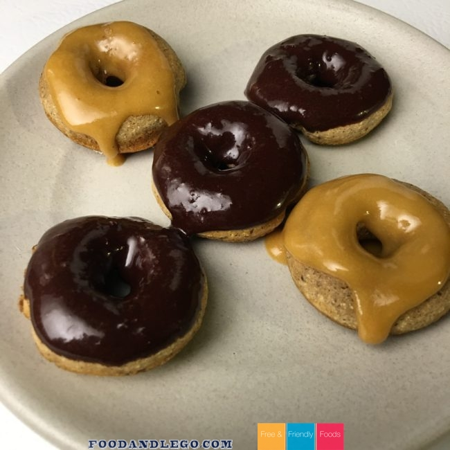 Free and Friendly Foods Paleo, GAPs, AIP Doughnuts
