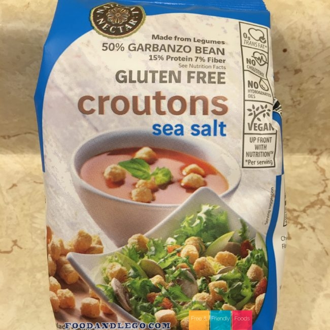 Free and Friendly Foods Crouton Review
