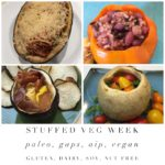 Free and Friendly Foods Stuffed Veg Week