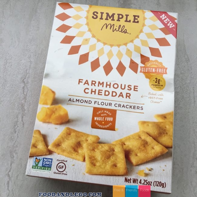 Free and Friendly Foods Simple Mills Review