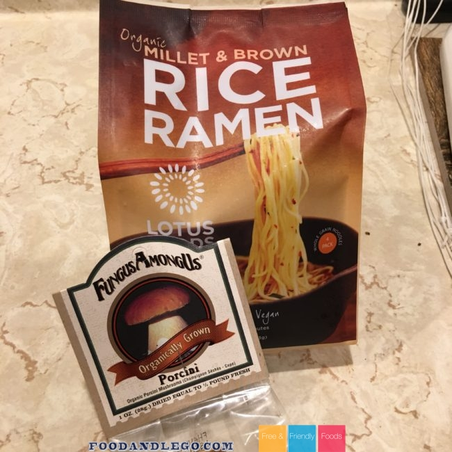 Free and Friendly Foods Dinner Ramen