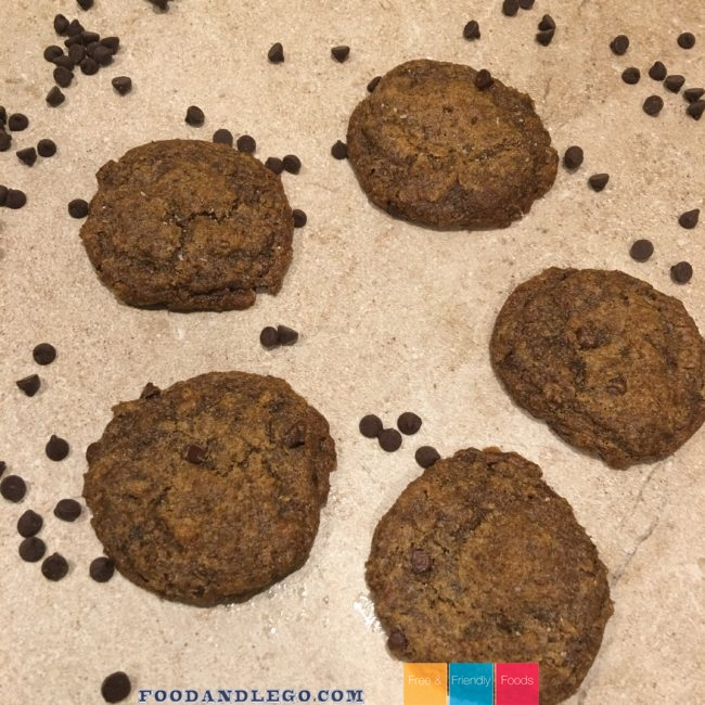 Free and Friendly Foods Chocolate Chip Cookies