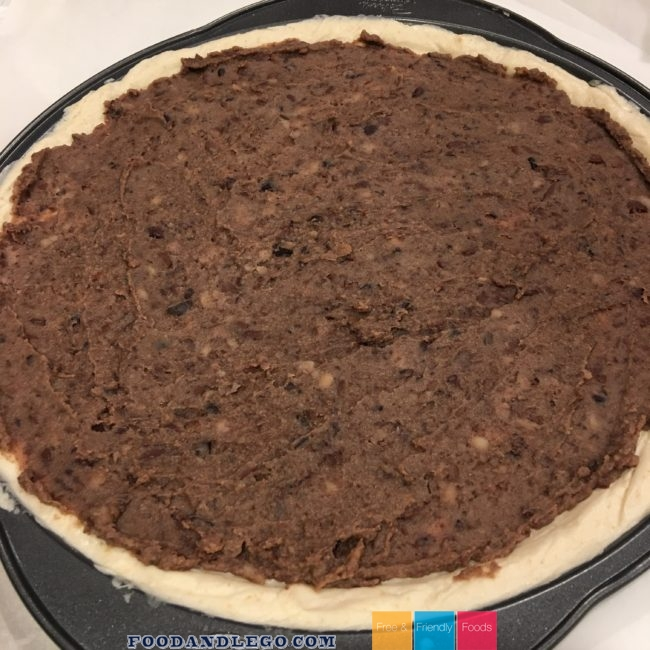 Allergy Friendly Gluten Free Dairy Free Taco Pizza by The Allergy Chef
