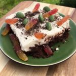 Allergy Free Earth Day Brownies