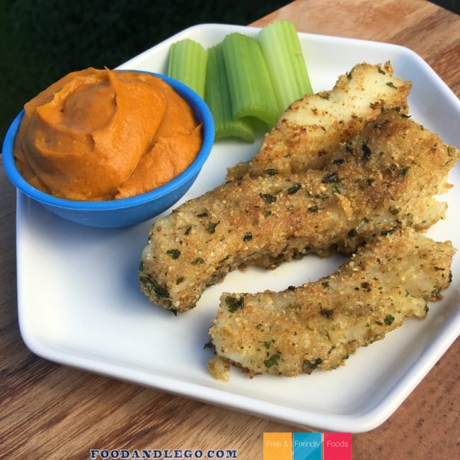 AIP Allergy Friendly Fish Sticks by The Allergy Chef