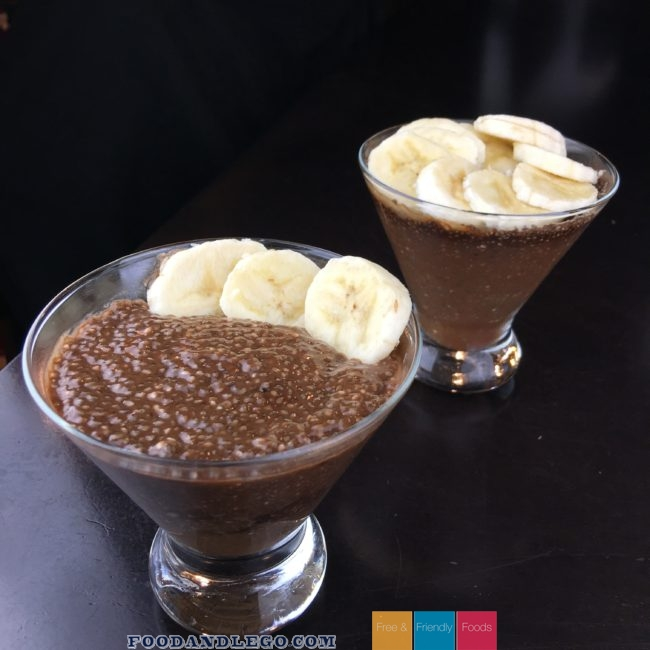 Chocolate Chia Pudding by The Allergy Chef