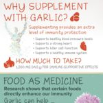 Getting Garlic in your Gut (Infographic)