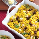 Golden Quinoa Pilaf with Tart Cherries – Guest Blog Post