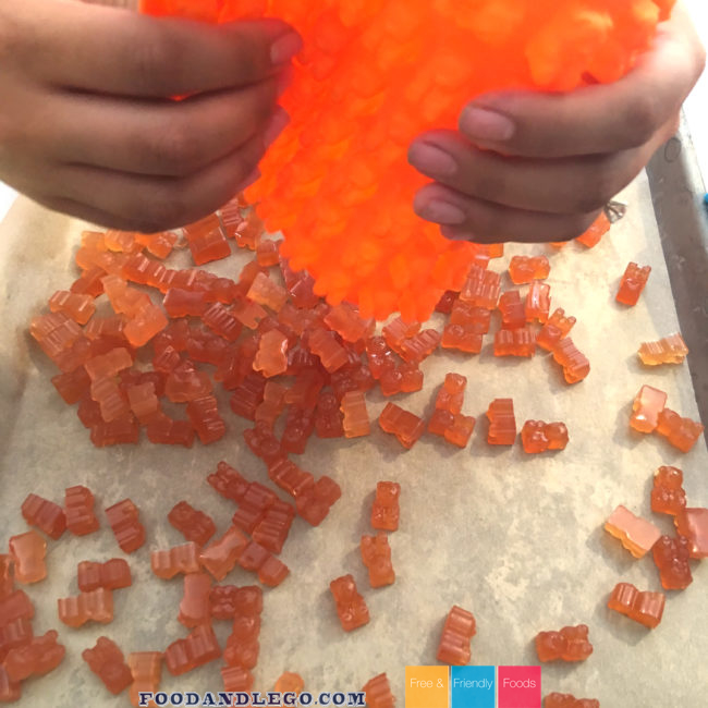 Solti Watermelon Gummy Bears Vegan Gluten Free Corn Free