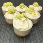 Allergy Friendly Key Lime No-Bake Cheesecake