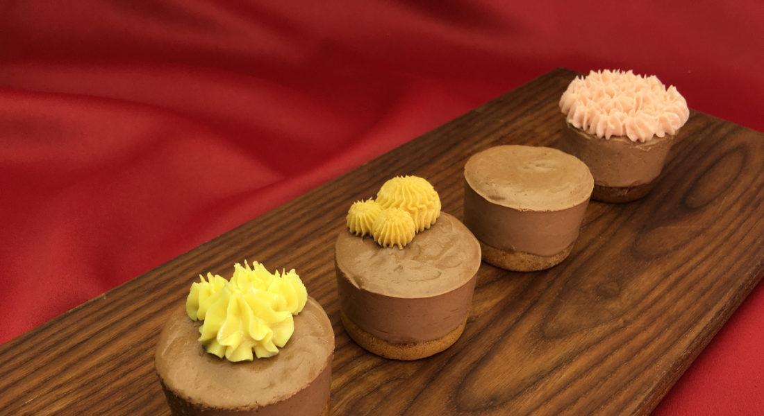 Gluten Free, Vegan, No-Bake Chocolate Cheesecake