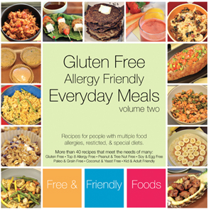 Everyday Meals Volume Two by Free & Friendly Foods
