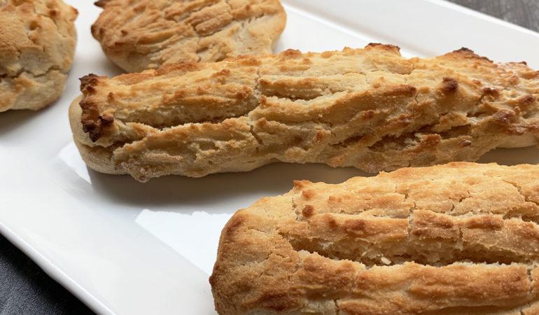 Dutch Crunch Bread by The Allergy Chef