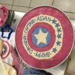 "Captain America ""Cake"""
