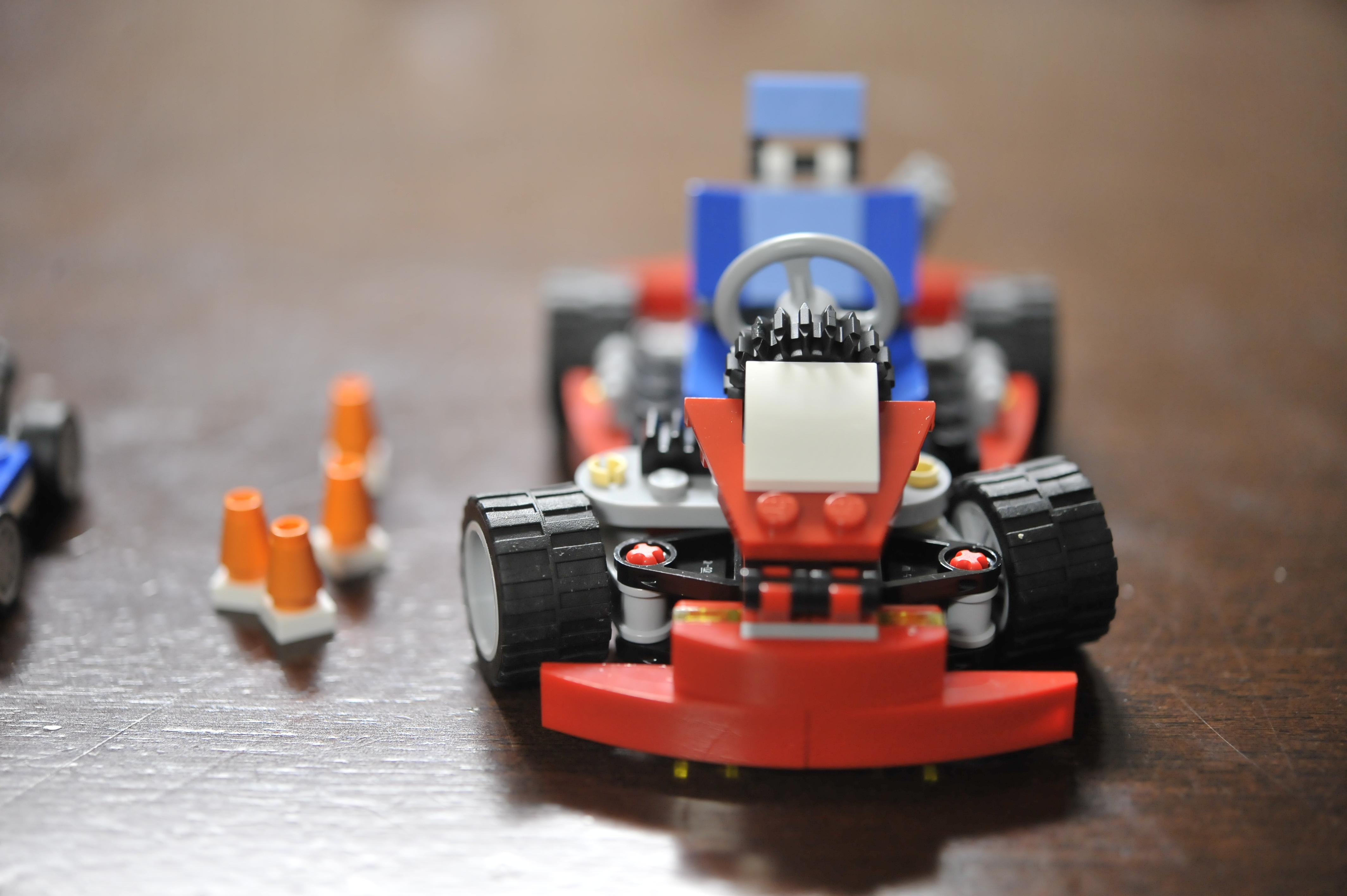 Go Kart Ricer LEGO Review