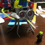 LEGO Review – 76040 DC Comics Brainiac Attack