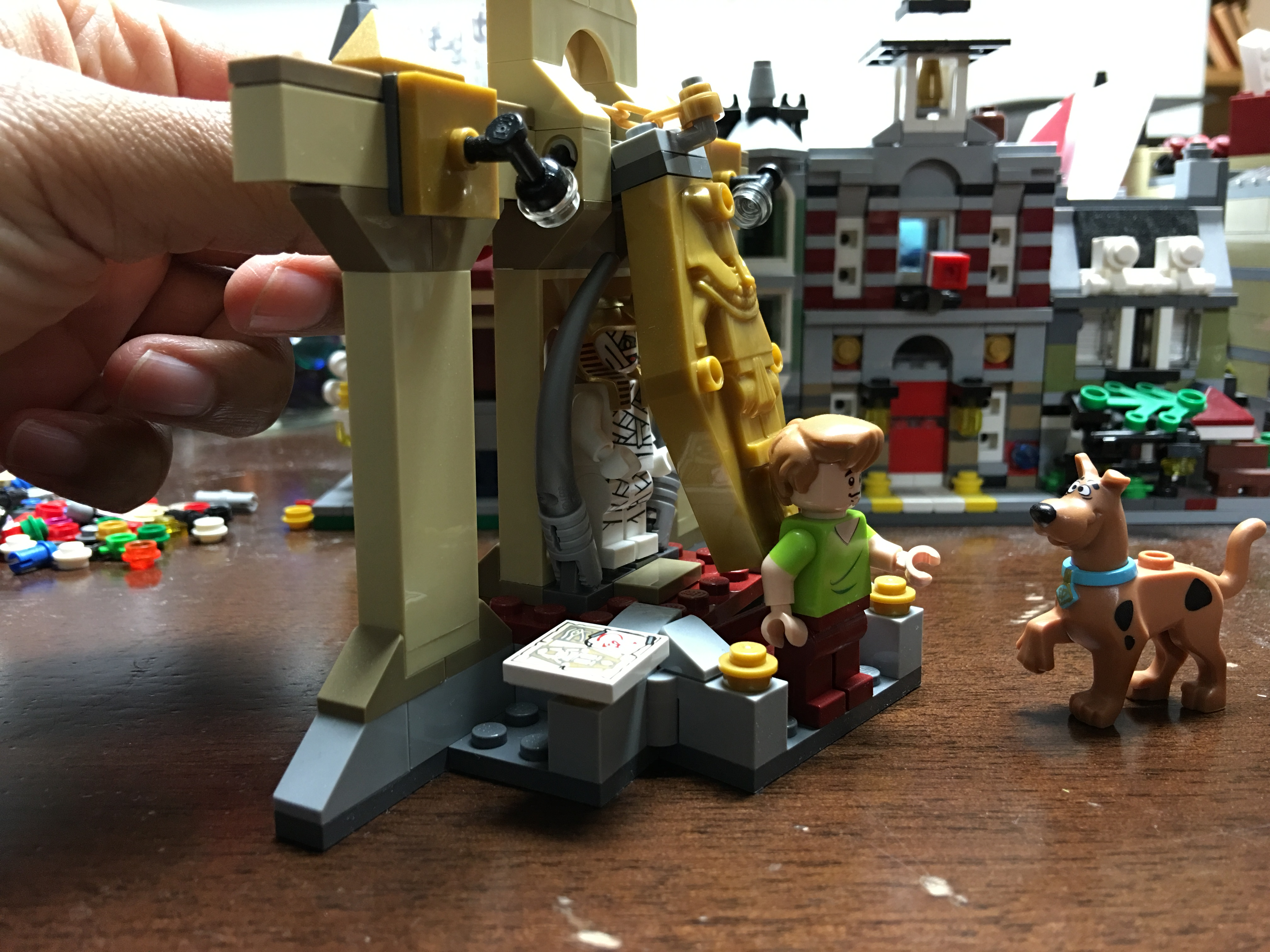 Scooby Doo LEGO Review by The Allergy Chef