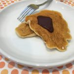 Buttermilk Pancakes & Chocolate Sauce Recipe