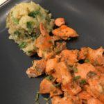 Salmon & Cauliflower Rice