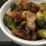 Paleo Brussels Sprouts & Bacon