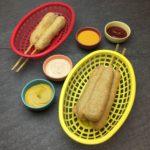 Recipe: Gluten Free, Beef Free, Corn Free, Corn Dogs!!!