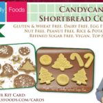 YouTube Cooking Class – Holiday Candy Cane Shortbread Cookies