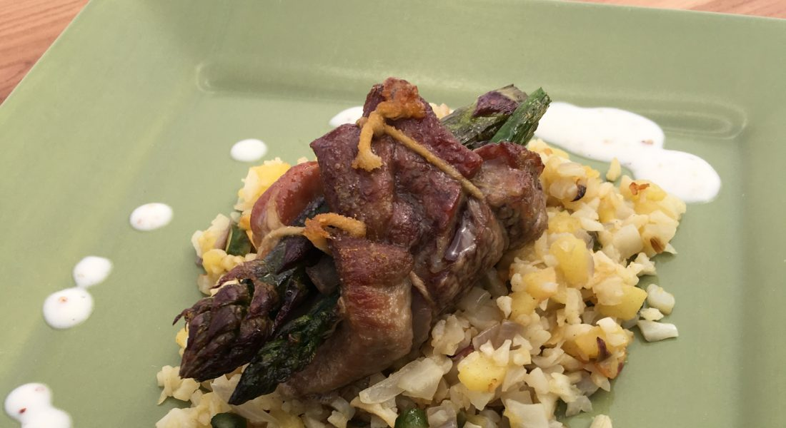 Allergy Free Stuffed Pork by The Allergy Chef