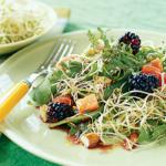 Broccoli & Blackberry Salad – Guest Blog Post