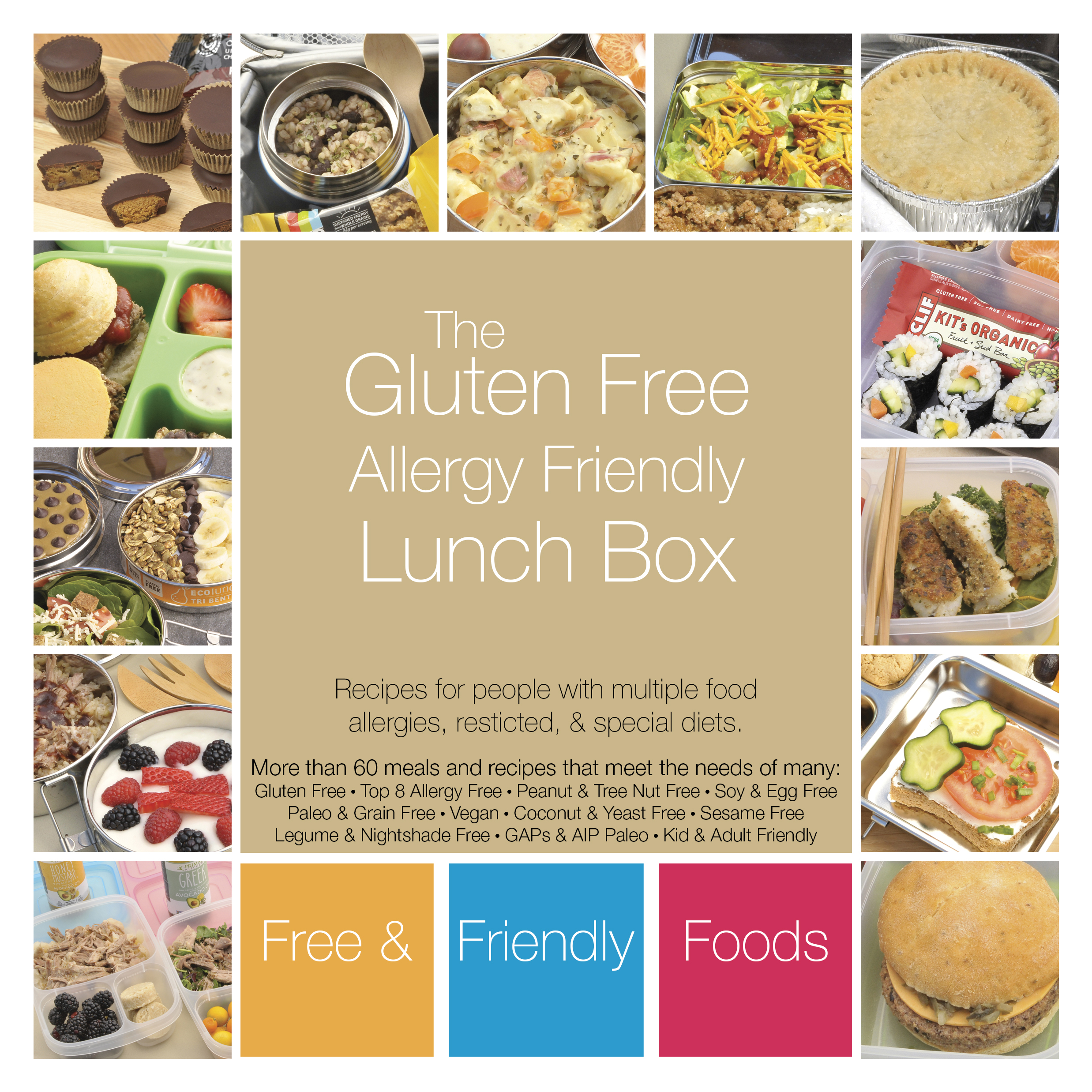 Gluten Free Allergy Friendly Cookbook