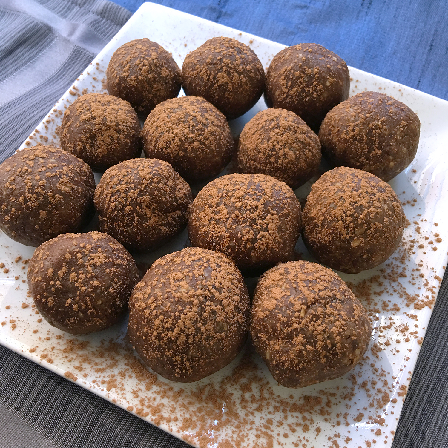 Top 8 Free Power Balls by The Allergy Chef