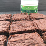 Dark Chocolate Detox Brownie Recipe