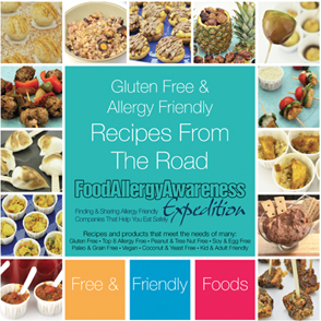 Recipes From The Road by Free & Friendly Foods