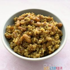 Curry Beans & Rice Recipe by The Allergy Chef